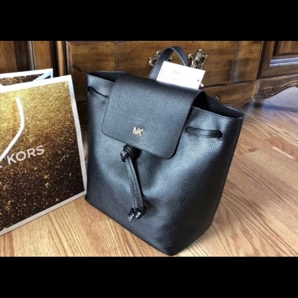 6ccacc8ad252 Michael Kors Bags | 268 Junie Backpack Mk Bag | Poshmark